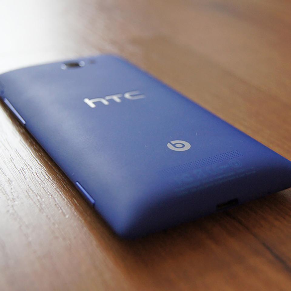 HTC 8X 3