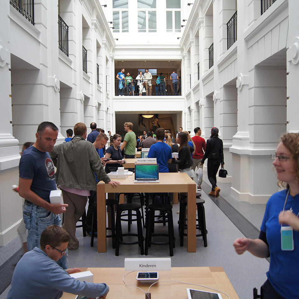 Apple store - Den Haag