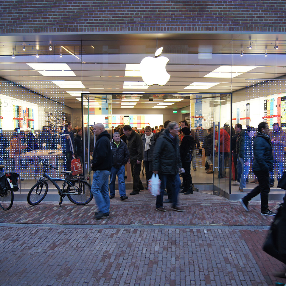 Apple Store Haarlem