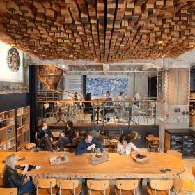 Starbucks concept-store Amsterdam