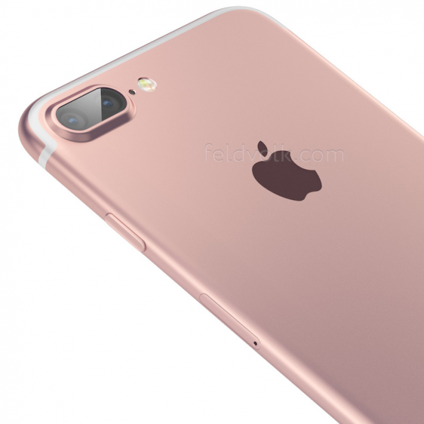iPhone 7 Plus render