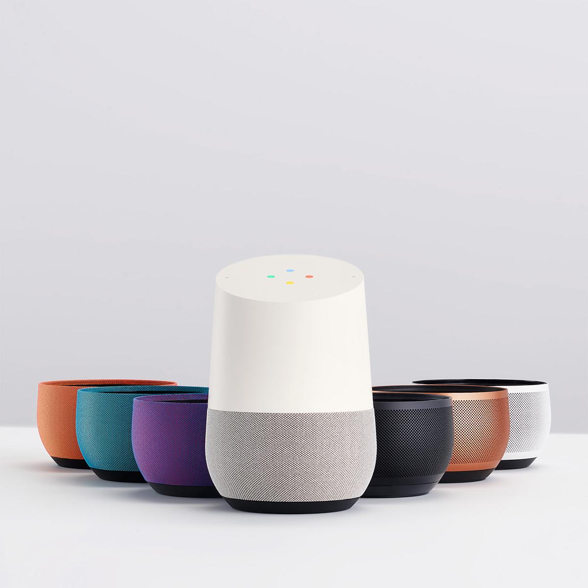 Google Home - Accessoires