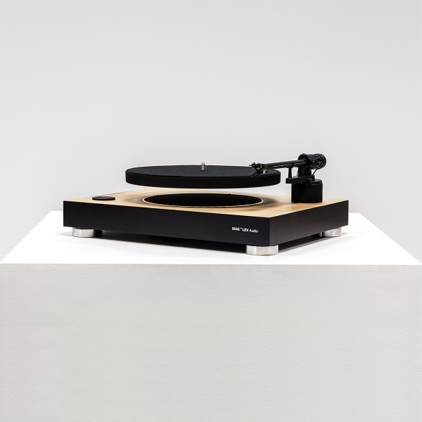 MAG-LEV recordplayer