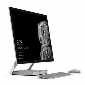Microsoft Surface Studio - Sideview