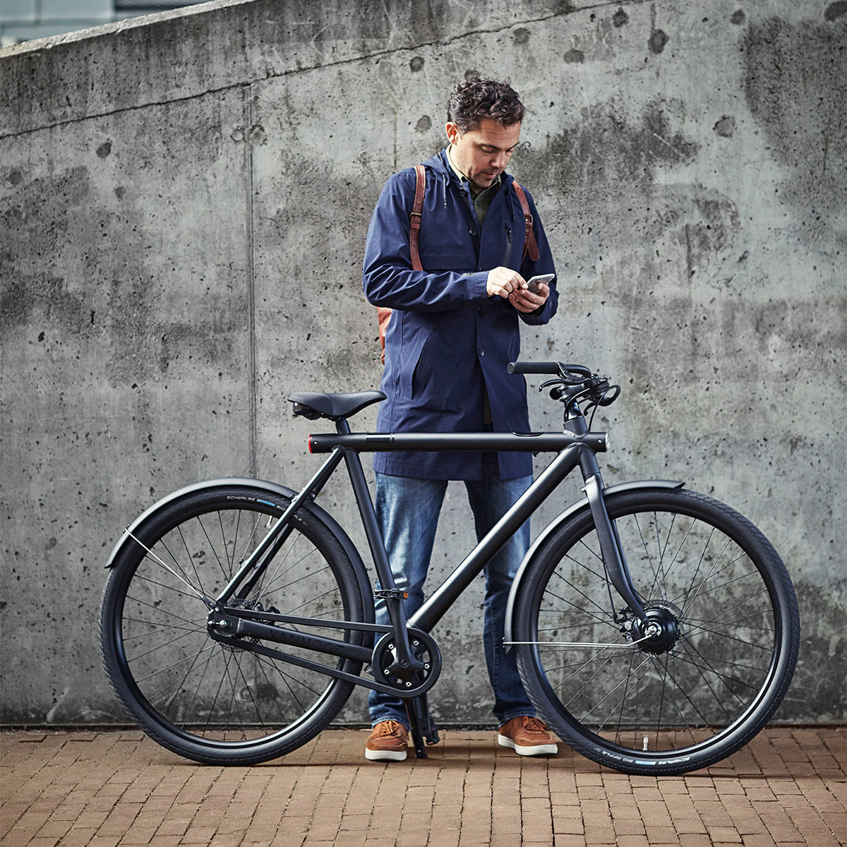 VanMoof Electrified S - Taco Carlier