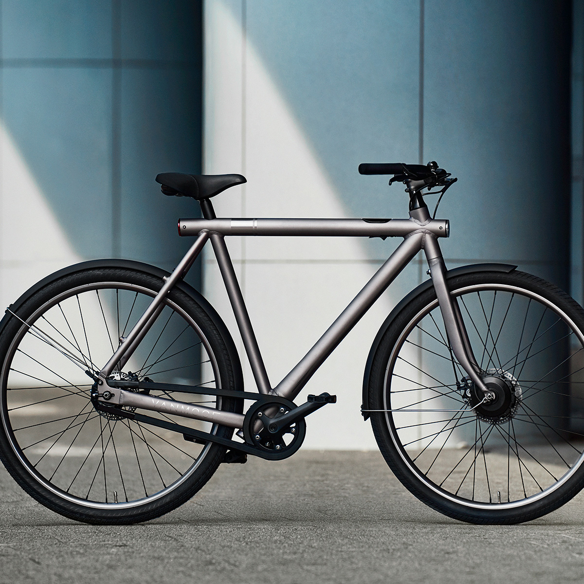 VanMoof New Electrified-S - side