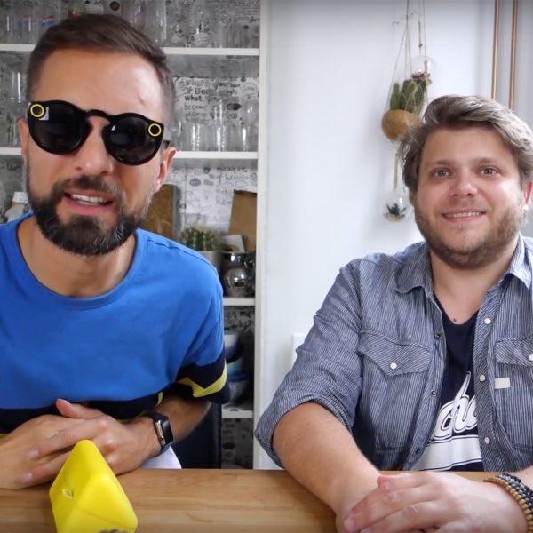 ImanKijkt - Snapchat Spectacles